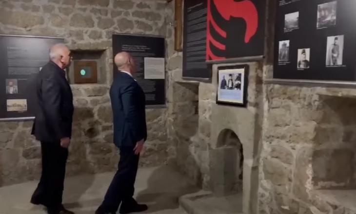 Haradinaj nga Prekazi: Të jetojmë në paqe duke mbrojtur atë që është e jona