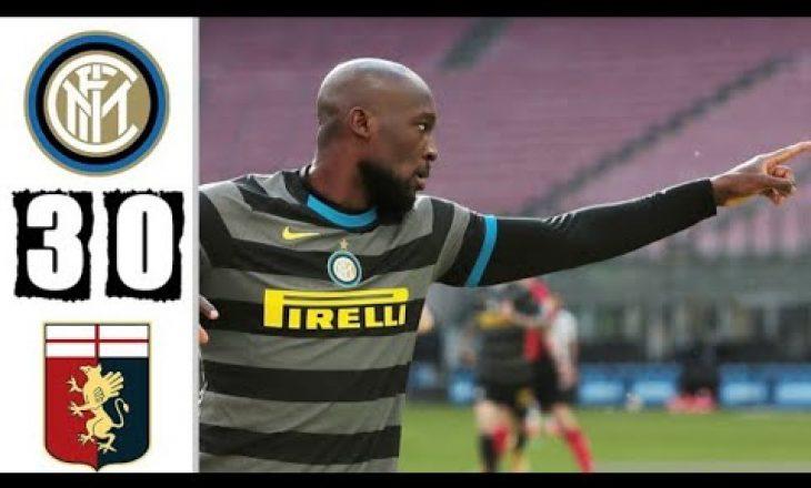 Inter mposht Genoa-n, përforcon kreun