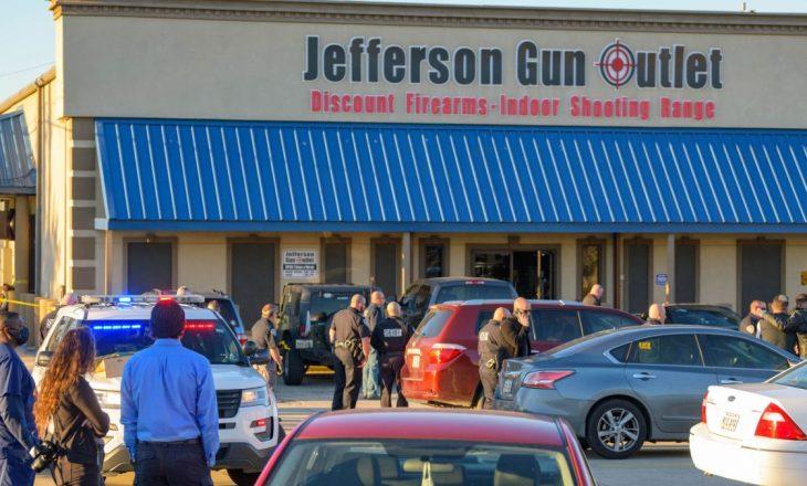 Nga të shtënat me armë zjarri në dyqanin e armëve në Louisiana, tre persona mbeten të vrarë
