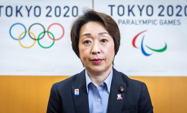 """Në krye të Lojërave Olimpike """"Tokio 2020"""" vihet një femër"""