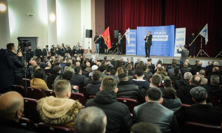 Hoxhaj në Pejë: Me 14 shkurt bashkë do ta rimëkëmbim Kosovën