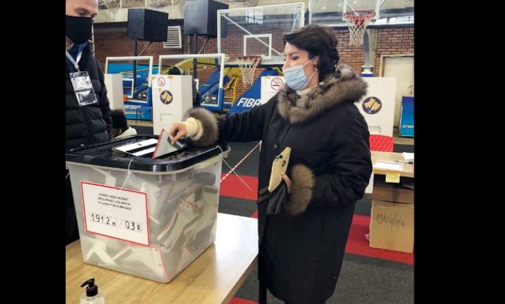 Ish-presidentja Jahjaga: Votoni sot për të ardhmen që doni ta keni nesër