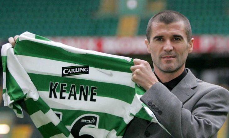 Celtic mendon afrimin e Roy Keane në pankinë