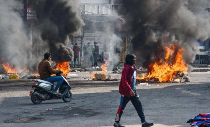 Pesë të vdekur dhe mbi 175 të plagosur në protestat në Irak