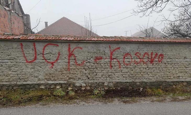 """Arrestohet një 33 vjeçar pasi shkroi """"UÇK-Kosovo"""""""
