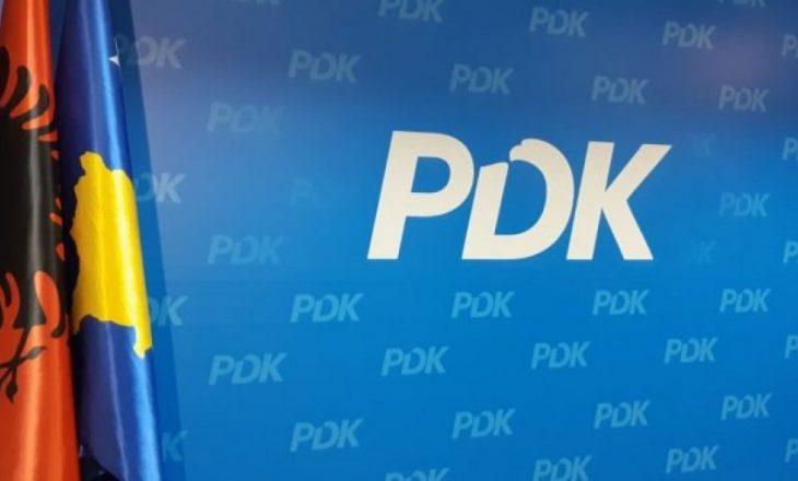 PDK thërret në konferencë për media