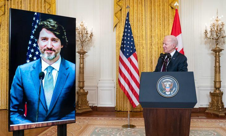 Biden: Bota ka më shumë nevojë për liderë si Justin Trudeau