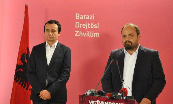 Boiken Abazi synon ulëse në Parlamentin e Shqipërisë