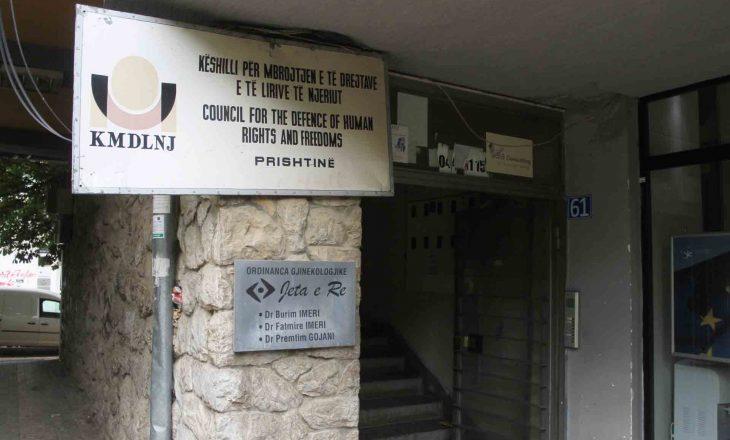 KMDLNj akuzon Specialen se nuk po i gjykon drejt ish-udhëheqësit e UÇK-së