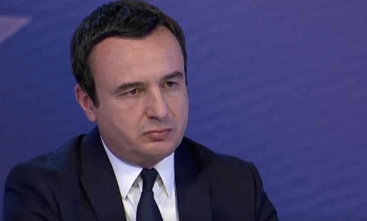 Kurti thotë që dialogu me Serbinë duhet të përgatitet mirë