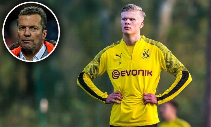 Matthaus i bindur që Haaland do të bashkohet me Bayern Munchen