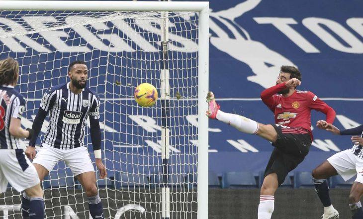 United nuk shkon më shumë së një barazim me West Brom-in