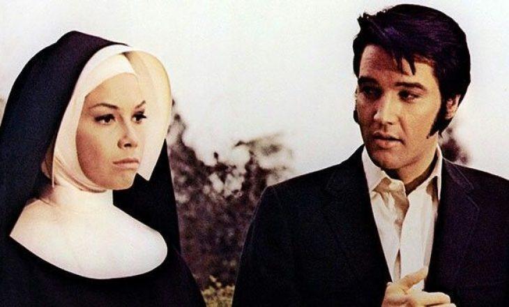 Ishte i martuar por Elvis Presley kishte fiksim një grua tjetër