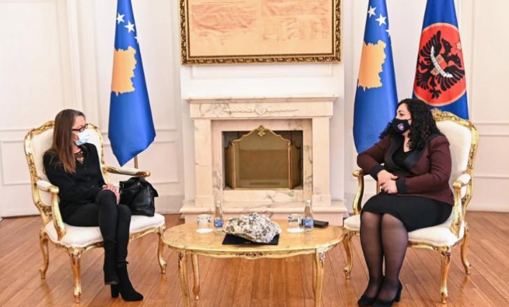 Osmani takon koordinatoren e OKB-së Ulrika Richardson