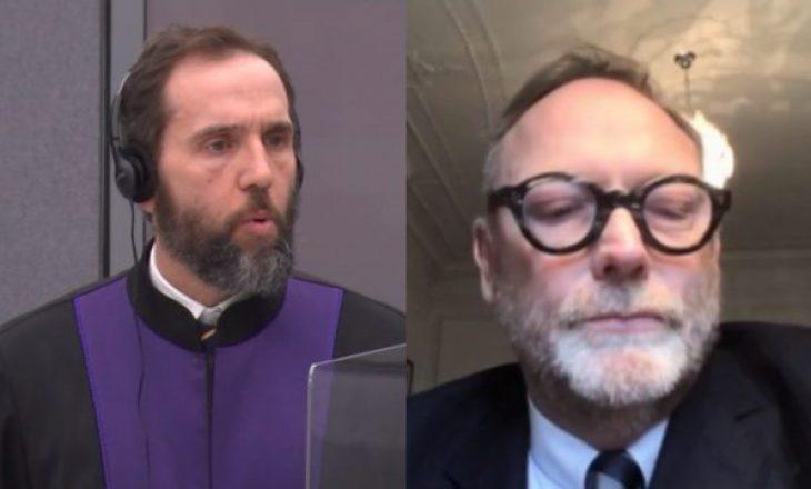 Përplasje mes avokatit të Veselit dhe Smithit: Ndoshta është e nevojshme që një gjykatës ta nxjerrë kamxhikun