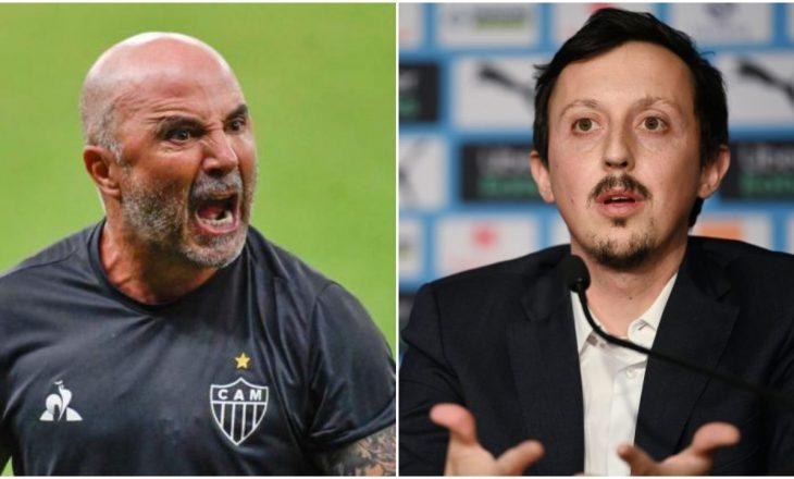 Marseille me president dhe trajner të ri