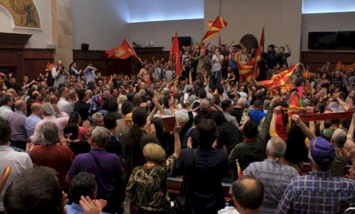 Sulmi në Kuvendin e Maqedonisë së Veriut, ulen dënimet