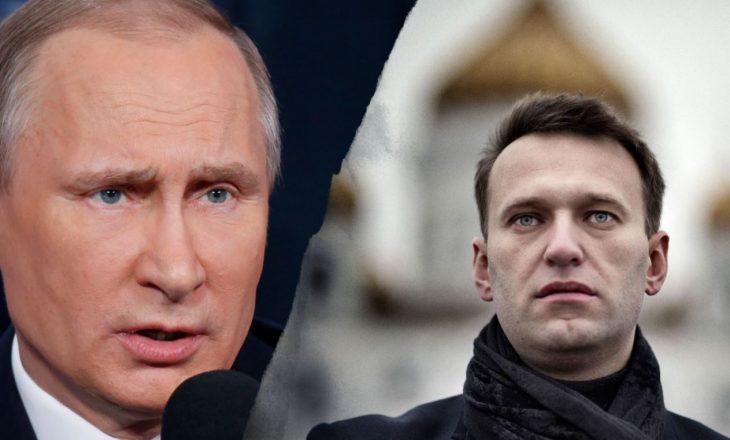 Putin thotë se Moska do të përfundonte punën nëse do të donin vdekjen e Navalnyt