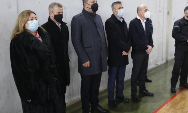 Interesim i madh për tu bërë polic në Maqedoninë e Veriut