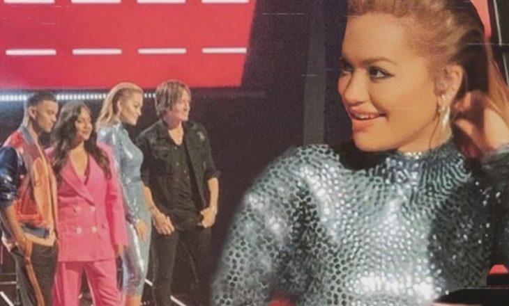 """Rita Ora pjesë e jurisë në """"The Voice Australia"""""""