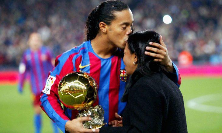 Ronaldinho-s i ka ndërruar jetë nëna nga Coronavirusi