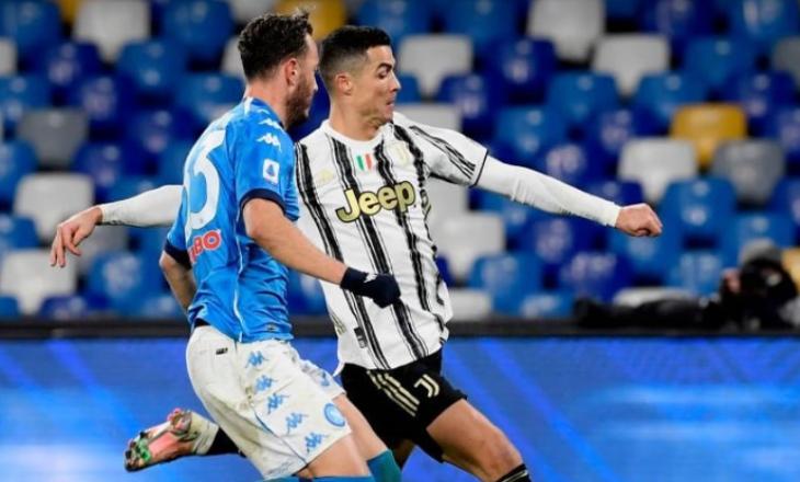 Amir Rrahmani vlerësohet lart me paraqitjen ndaj Juventus-it