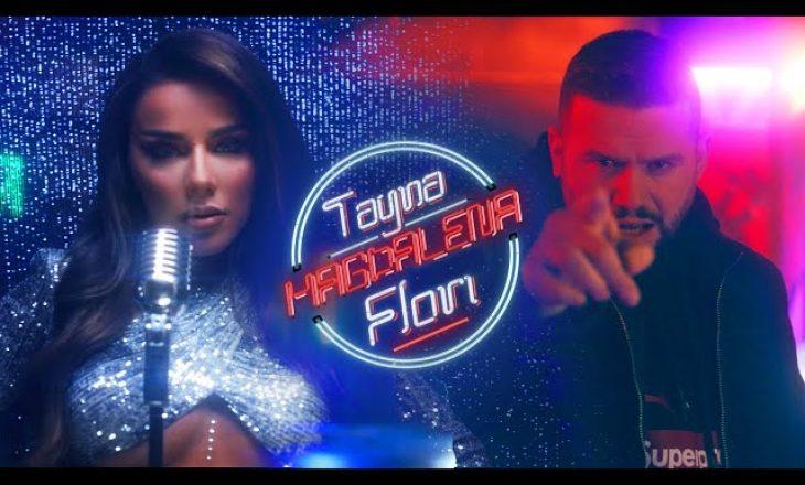 Dëgjoni bashkëpunimin e parë të Taynas me Florin