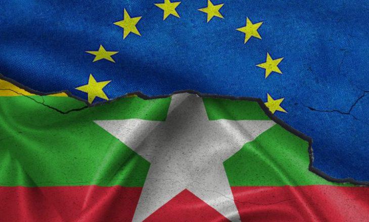 Bashkimi Evropian (BE) dhe G7 dënuan grusht shtetin në Mianmar