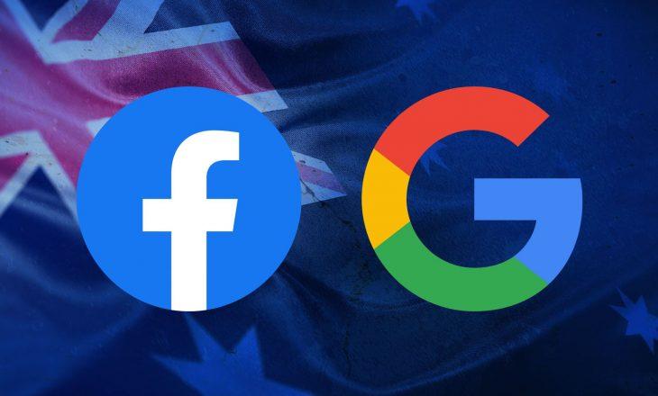 E paprecedent: Ligji i ri në Australi kërkon pagesa nga Facebook dhe Google