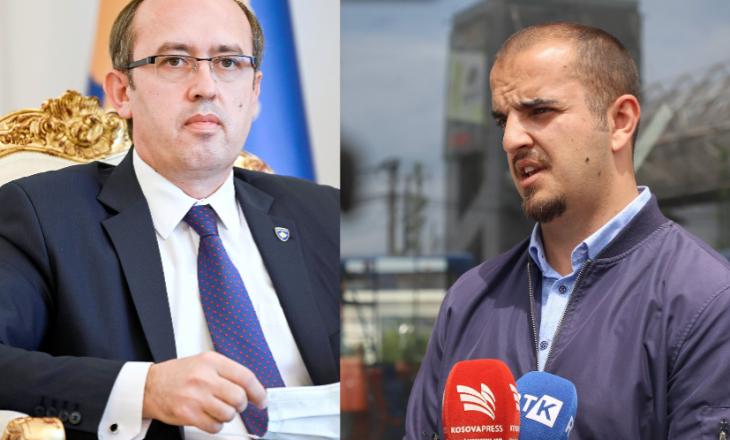 Drejtori i Inspekcionit në Prishtinë-Hotit: 10 mijë euro borxh ia keni komunës