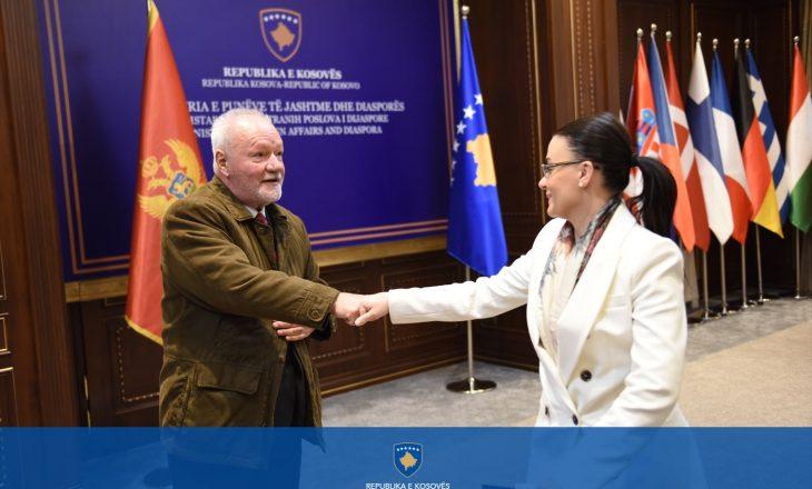 """""""Kosova e Mali Zi duhet ta vazhdojnë bashkëpunimin"""""""