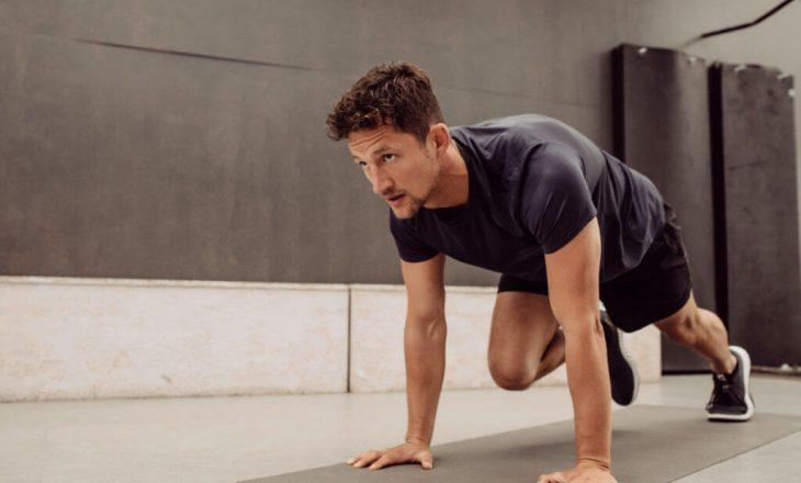 Çfarë nuk duhet të bëni para stërvitjes?