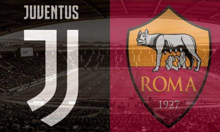 Derbi Juventus vs Roma përcakton ndjekësin e krerëve të tabelës