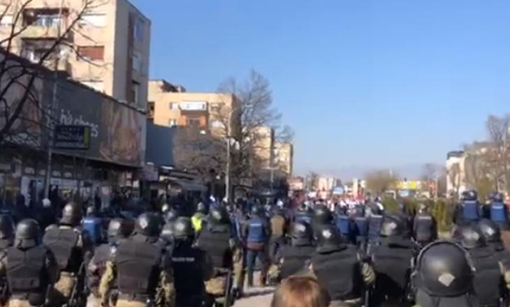 Protestuesit në Maqedoninë e Veriut kërkojnë drejtësi