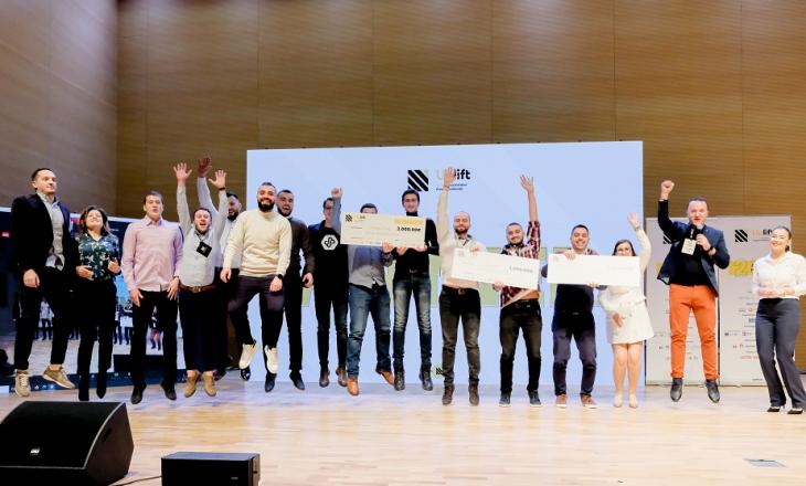 Uplift Albania shpall fituesit e edicionit të dytë, takime me investitorë dhe çmime për startupet më të mira