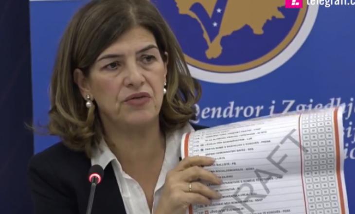 KQZ miraton fletëvotimet që do të përdoren për zgjedhjet e 14 nëntorit