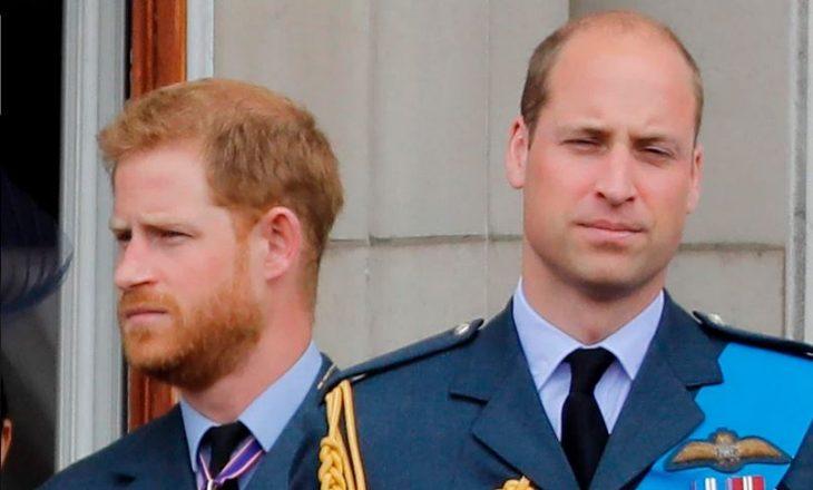 Princi William 'i tronditur dhe i trishtuar' nga sjellja e të vëllait ndaj Mbretëreshës