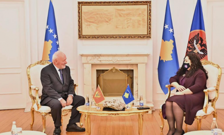 Osmani pret në takim lamtumirës ambasadorin Dinosha: Raportet e mira duhet të vazhdojnë