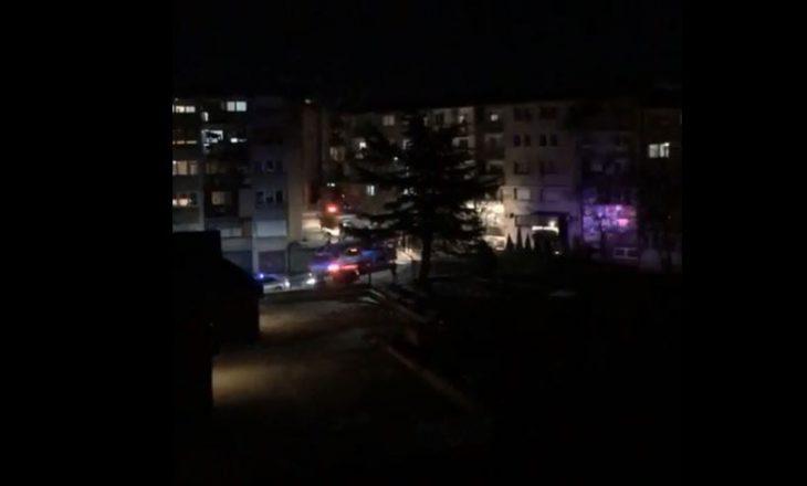 Prishtinë: Zjarr në një objekt