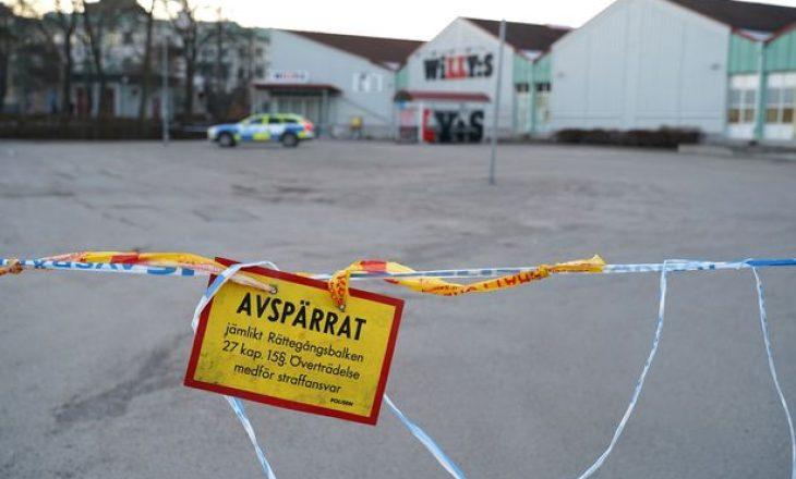 Nga një sulm me thikë, tetë persona plagosën në Suedi