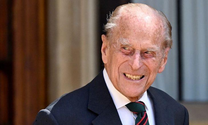 Pallati Buckingham njofton për gjendjen shëndetësore të Princit Philip