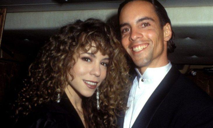 Mariah Carey paditet nga vëllai i saj