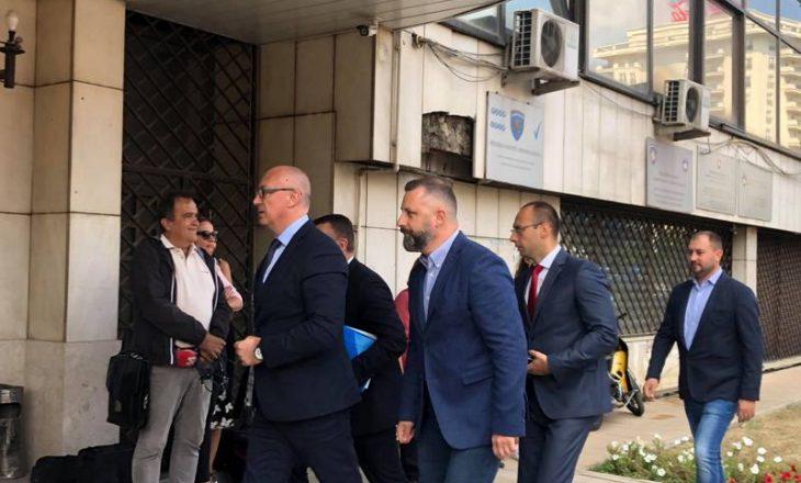 """""""Ankesa e Listës Serbe në Kushtetuese për Qeverinë Kurti s'mbështetet as në Kushtetutë, as në dokumentin e Ahtisaarit"""""""