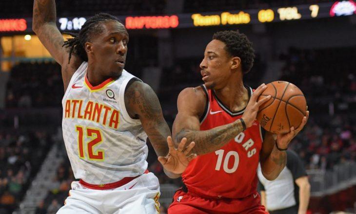 Atlanta mposht me një pikë diferencë kanadezët e Torontos – rezutatet në NBA