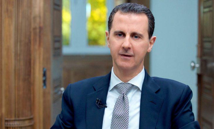 Presidenti sirian infektohet me Coronavirus