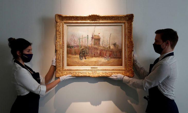 Një kryevepër e rrallë e Van Gogut shitet për miliona euro