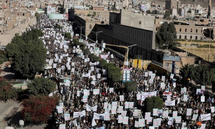 SHBA-ja i vë sanksione dy udhëheqësve Houthi për sulmin ndaj Arabisë Saudite