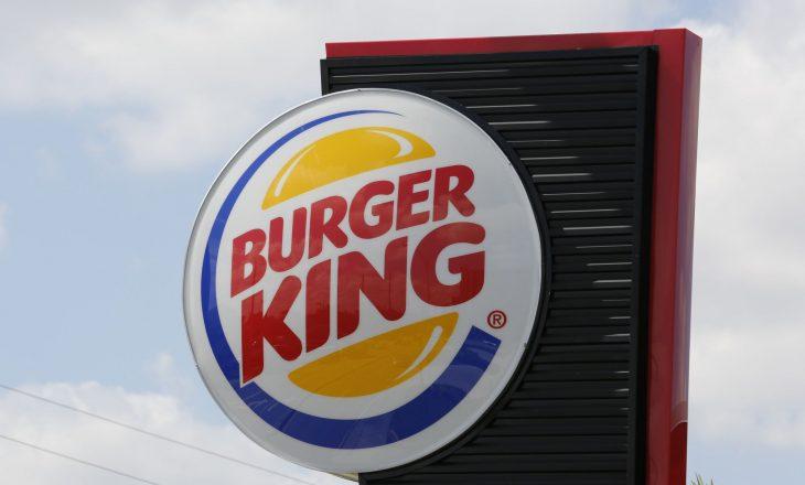 """Burger King për 8 mars: """"Gratë kanë vendin në kuzhinë"""""""