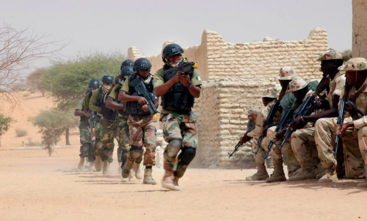 Ushtria nigeriane ka eliminuar 57 terroristë të Boko Haramit
