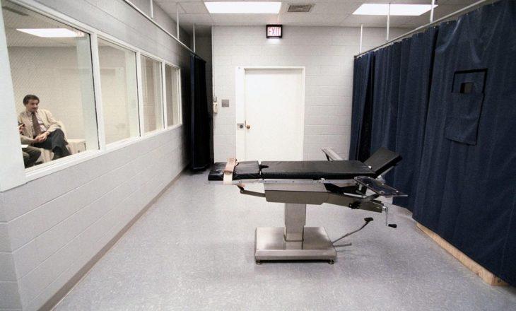 Shteti i Virginias në SHBA ka shfuqizuar dënimin me vdekje